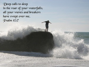 Psalm 42 -A Prayer for feeling discouraged