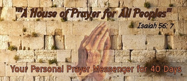 Powerful prayers for peace