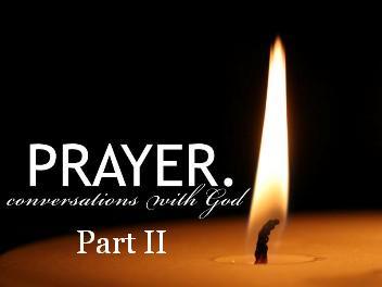 A Prayer for strength part II