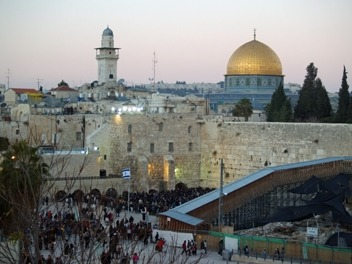 Praying for Others at Jerusalem's Sacred Wall