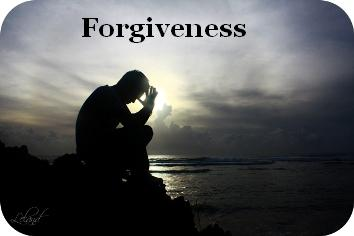a prayer for forgiveness