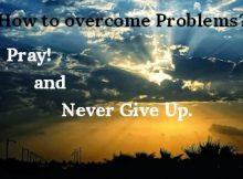 Prayer for Guidance