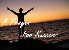 a prayer for anything